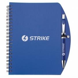 Journal et stylo CAROUSEL