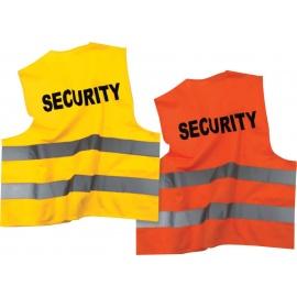 Veste de sécurité haute visibilité