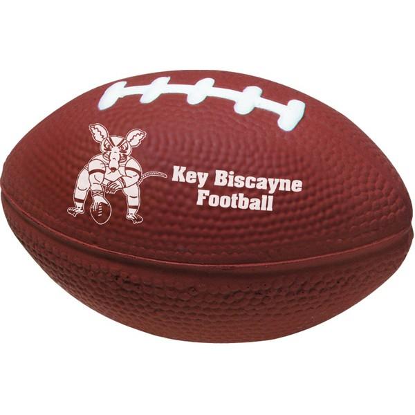 Balle anti-stress en forme de ballon de football