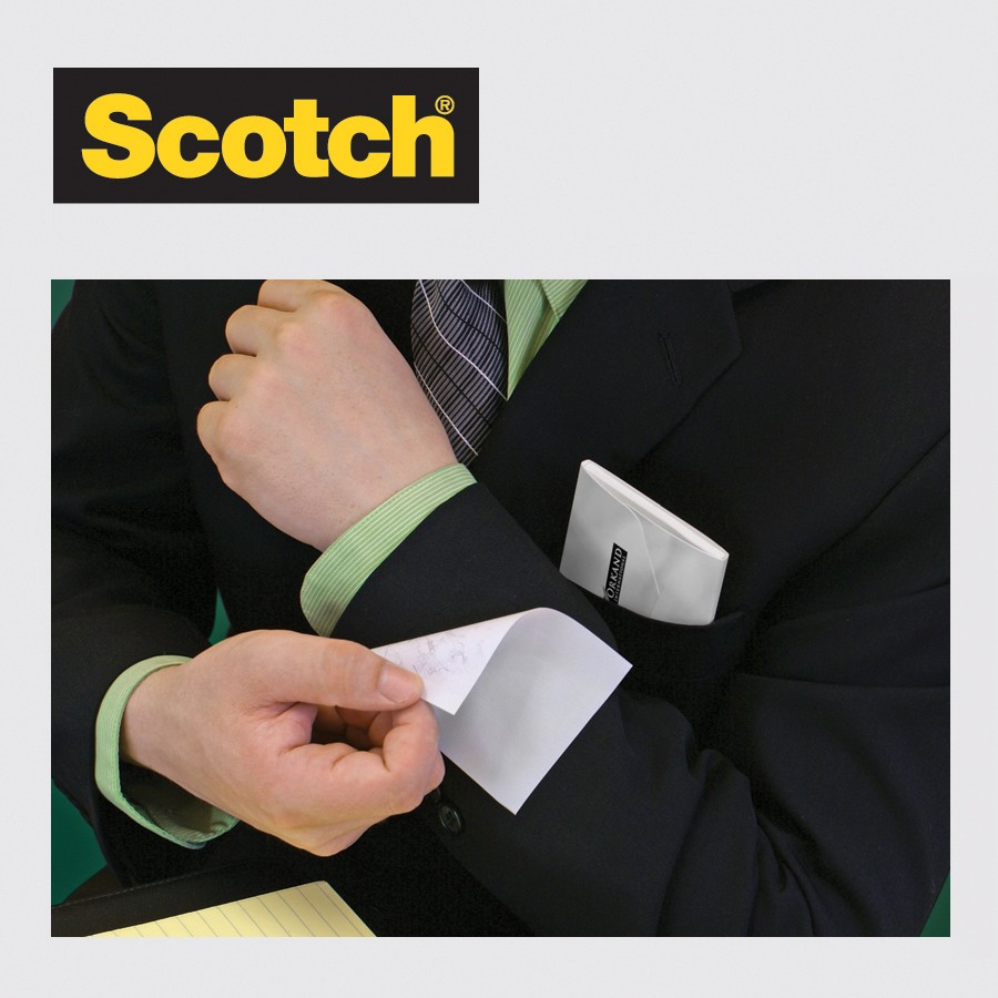 SCOTCH® Paquet de 40 feuilles antipeluches