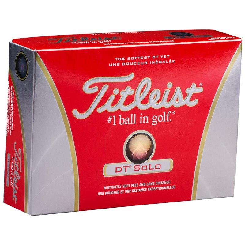 Titleist®  DT SOLO balles de golf