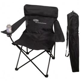 Chaise pliante dans un sac