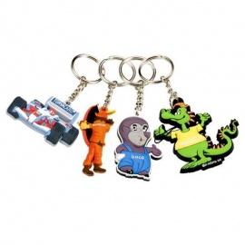 Porte-clés 2D forme personnalisée