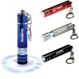 Porte-clés avec lumière Micro Torch