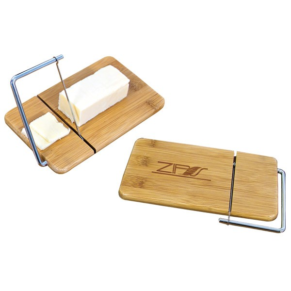 Mini planche en bambou avec coupe-fromage