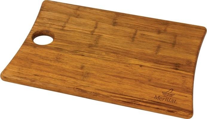 Planche à découper moyenne en bambou WOODLAND