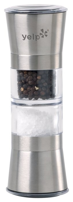 Moulin double à poivre et sel