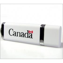 Clé USB avec revêtement caoutchouc