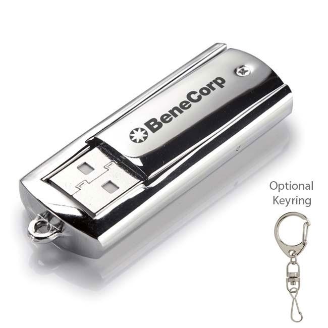Clé USB exécutive en métal