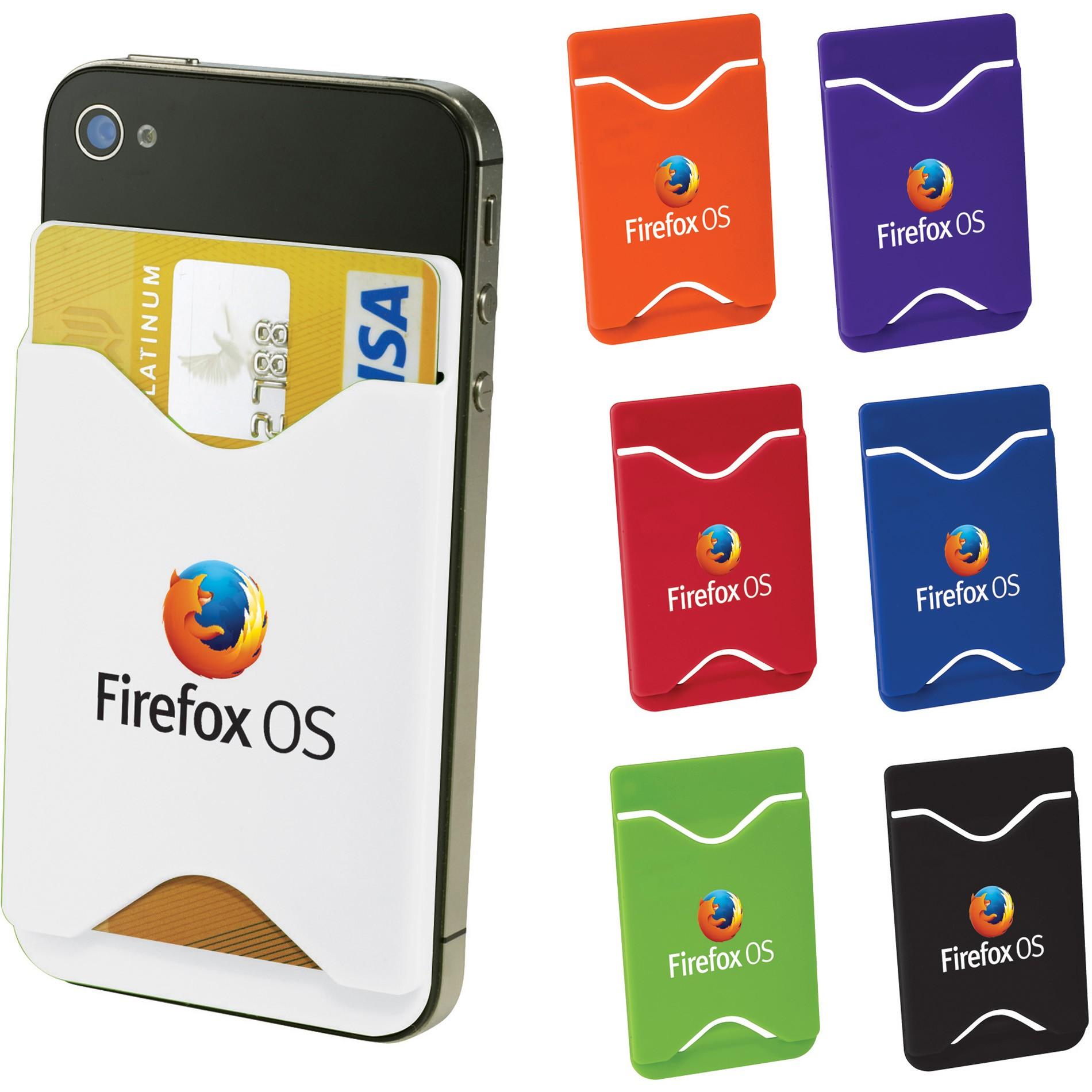 Porte-cartes V.I.P. pour téléphone intelligent