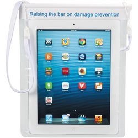 Pochette à l'épreuve de l'eau pour tablette