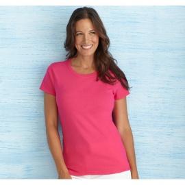 T-shirt GILDAN® Coupe ''MISSY'' 100 % coton de 8.8 oz