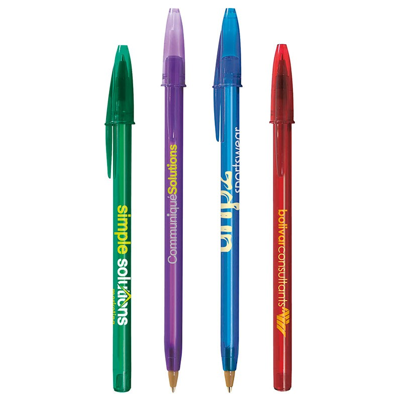 Stylo Bic CLEAR