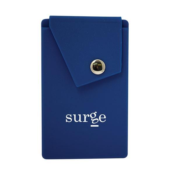 Porte-cartes en silicone LATIMER