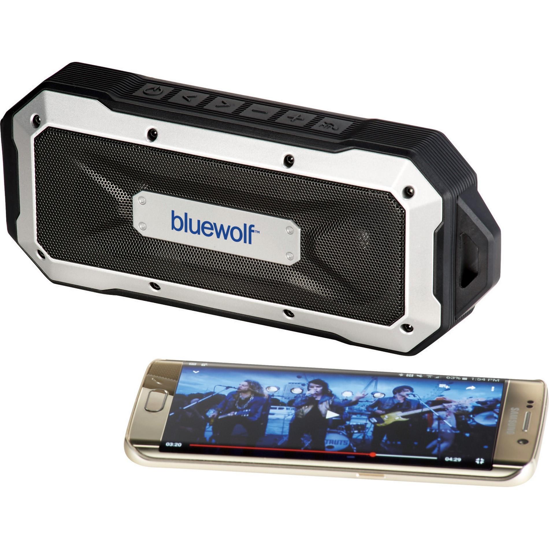 Haut-parleur Bluetooth extérieur imperméable de Boulder