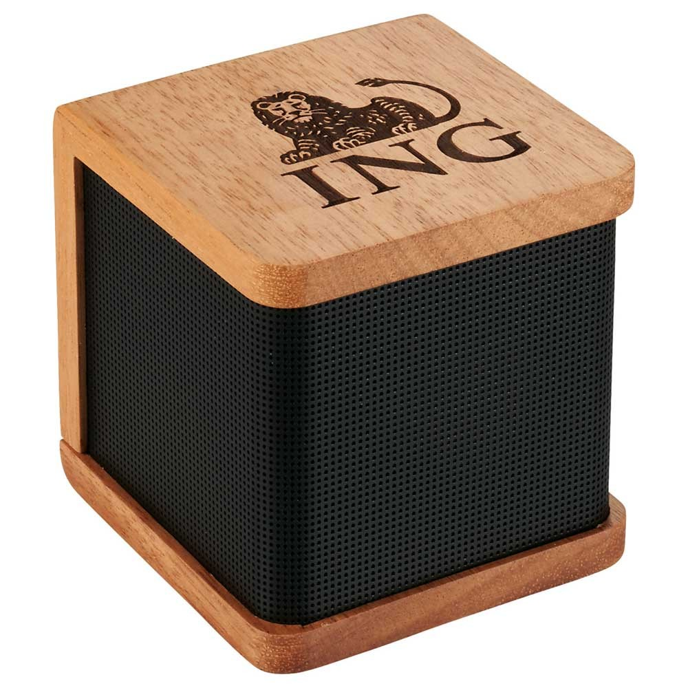 Haut-parleur Bluetooth en bois de Seneca