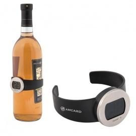Thermomètre digital pour bouteille de vin LE SOMMELIER