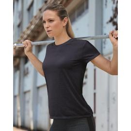T-shirt GILDAN® 100 % polyester pour femmes