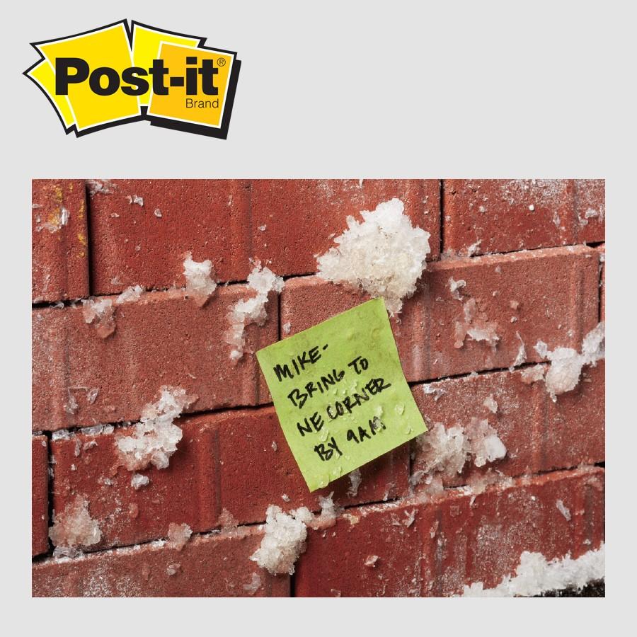 """Post-it ® Extreme 3"""" x 3"""" avec couverture"""