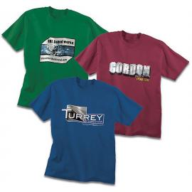 T-shirt couleur adulte - IMPRESSION DIGITALE