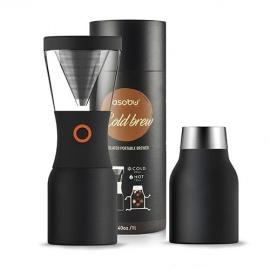 Nouvelle cafetière - Infuser froid ASOBU -1L