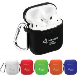 Étui en silicone pour écouteurs Airpods